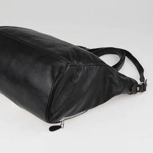 Balenciaga Bags - Balenciaga Black Leather Studded Motorcycle Bag
